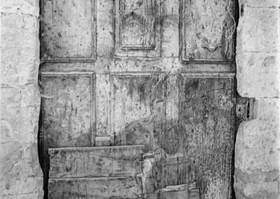 Lápiz de grafito sobre tabla 70 x 50 cm by Luis Gómez Feliu