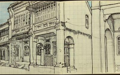 Coffee Atelier en Georgetown-Penang