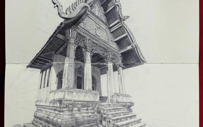 Templo budista Wat Pah Ouak (Luang Prabang)