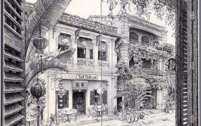 Tam Tam Cafe, Hoi An.