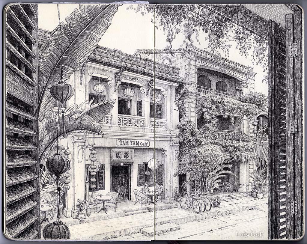 Tam Tam Cafe, Hoi An